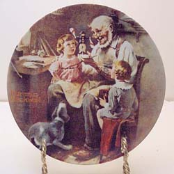 Image result for the toymaker norman rockwell